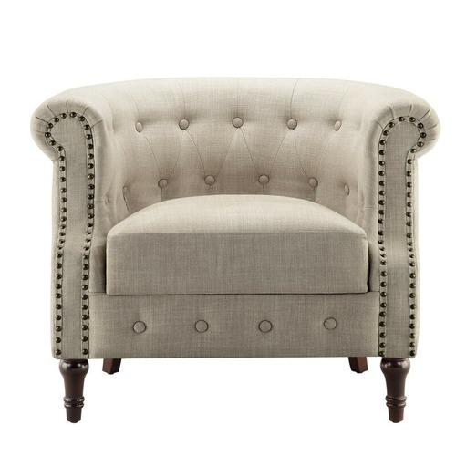 Used Wayfair Brookhill 33'' Wide Tufted Armchair for sale on AptDeco