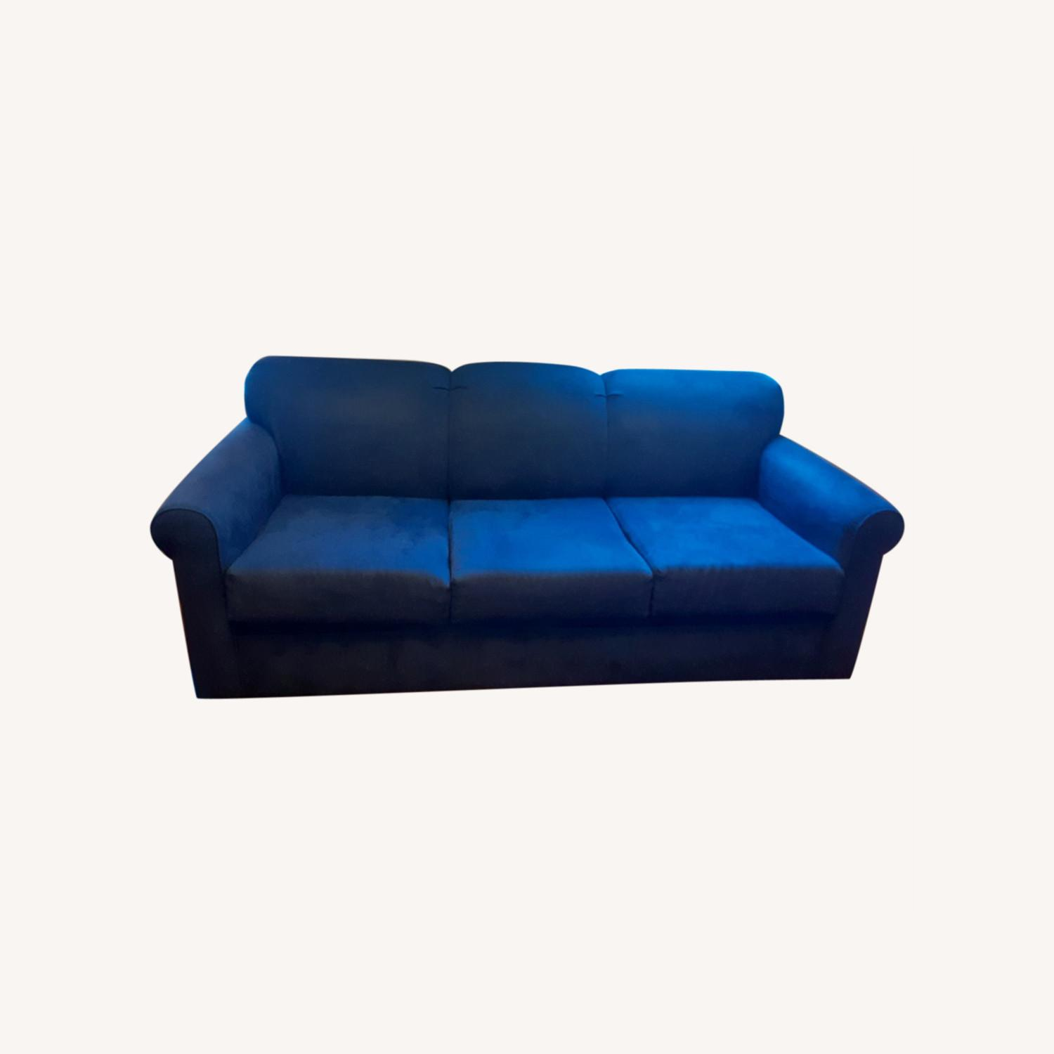 Queen Size Sofa Bed - image-0