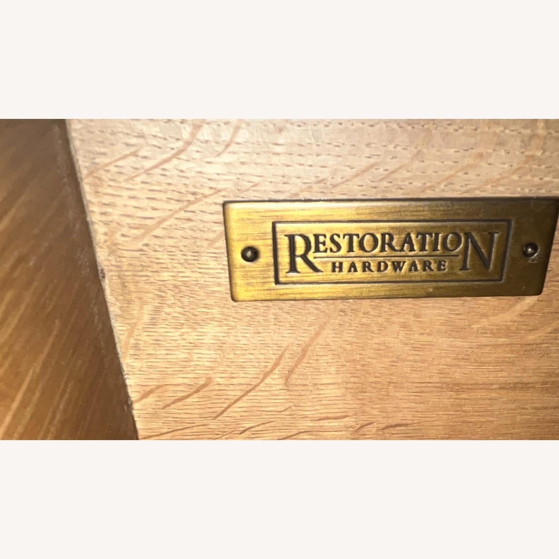 Restoration Hardware 4 Drawer Dresser - image-5