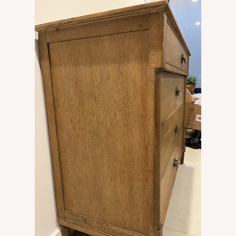Restoration Hardware 4 Drawer Dresser - image-3