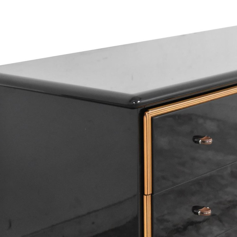 Maurice Villency Four Drawer Deco Dresser - image-4