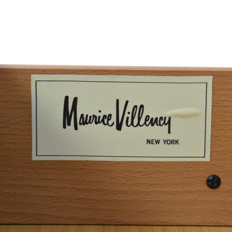 Maurice Villency Four Drawer Deco Dresser - image-3