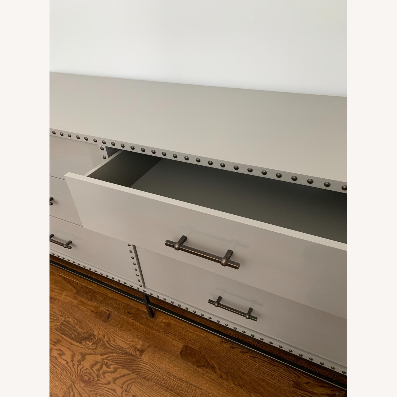 West Elm Lacquer 6-Drawer Dresser - image-7