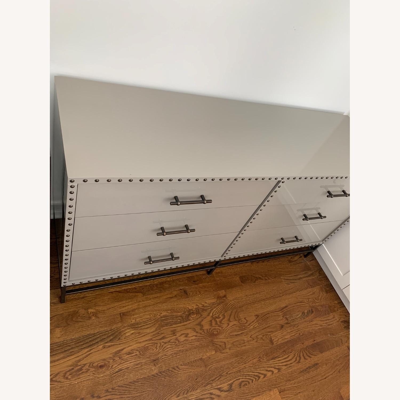 West Elm Lacquer 6-Drawer Dresser - image-5