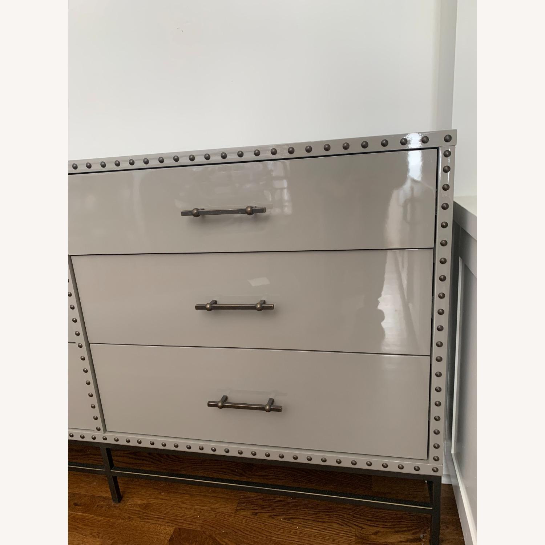 West Elm Lacquer 6-Drawer Dresser - image-6