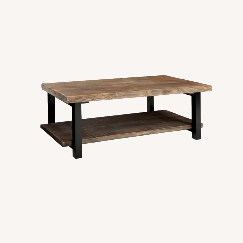 Wayfair Wood Coffee Table - image-0