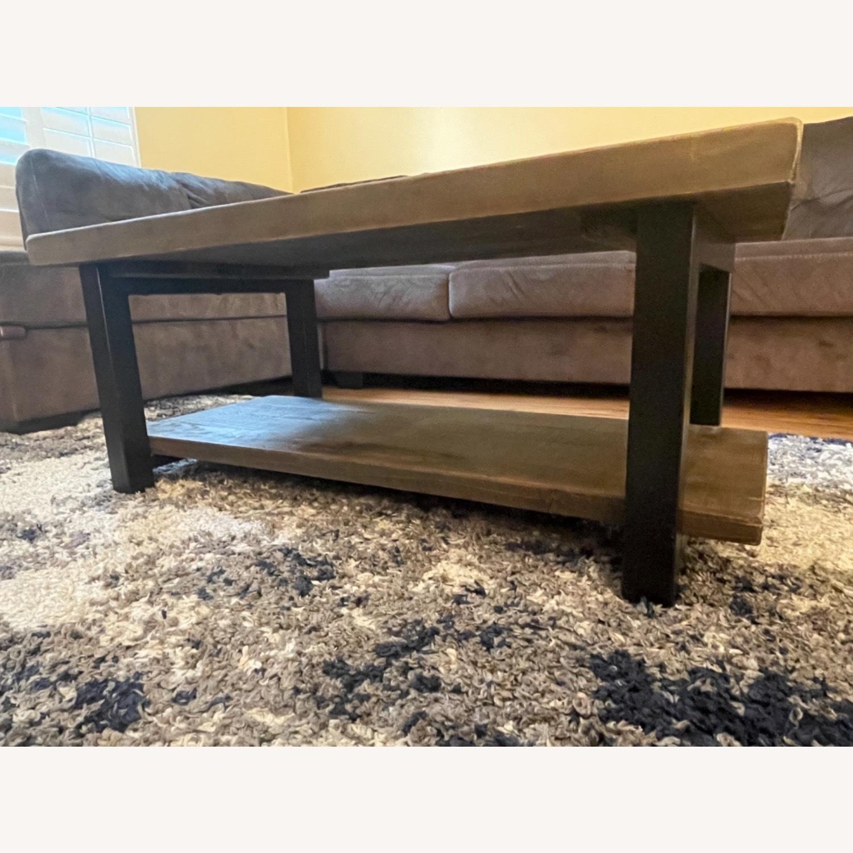 Wayfair Wood Coffee Table - image-13