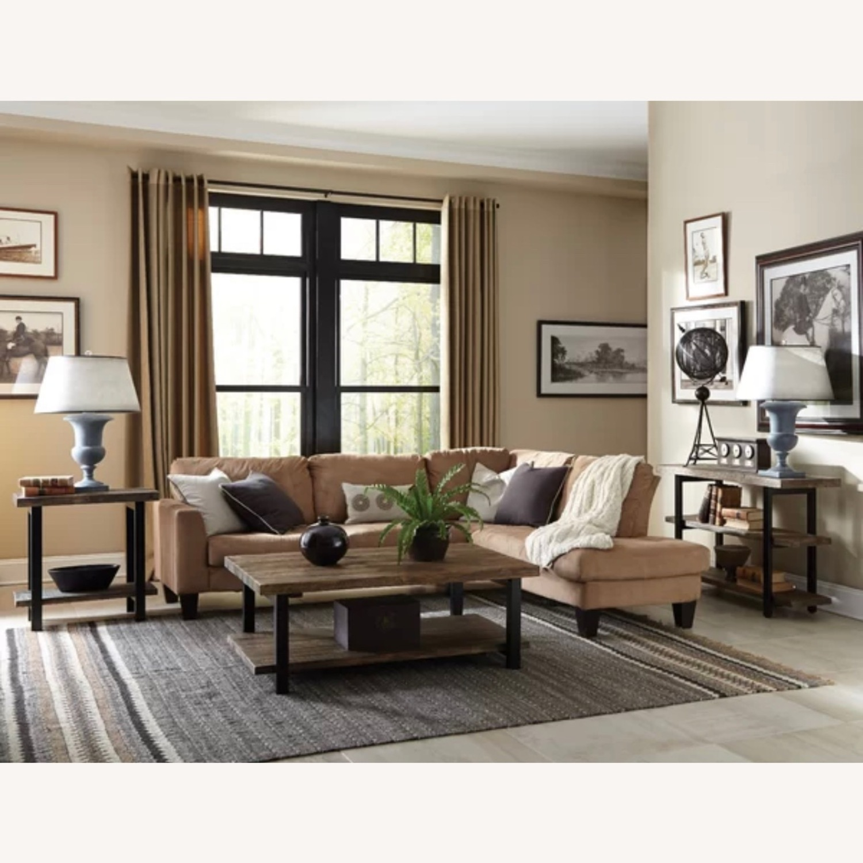 Wayfair Wood Coffee Table - image-7
