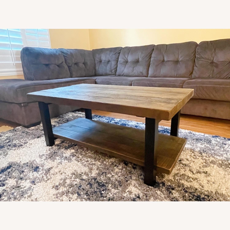 Wayfair Wood Coffee Table - image-10