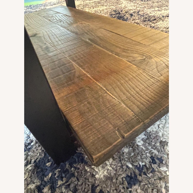 Wayfair Wood Coffee Table - image-12