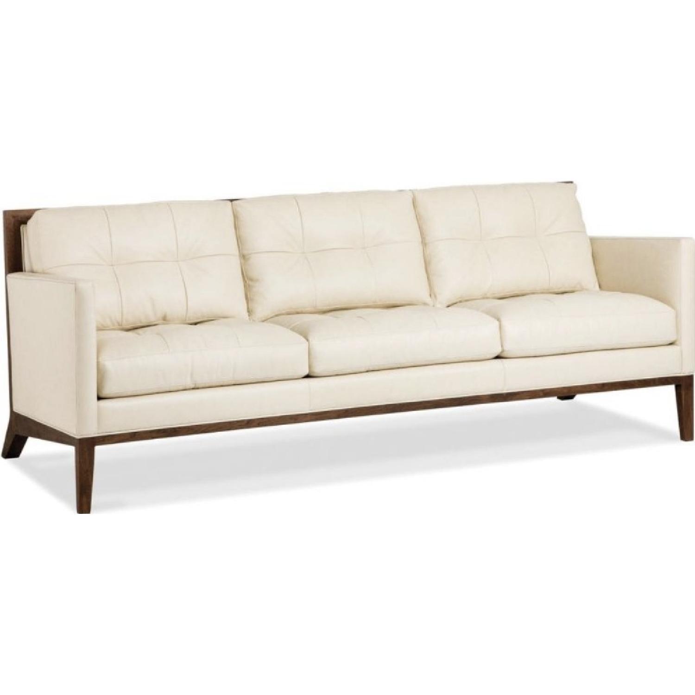 Hancock and Moore Sorensen Leather Sofa - image-11