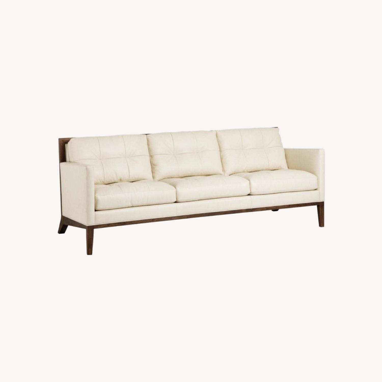 Hancock and Moore Sorensen Leather Sofa - image-0