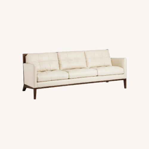 Used Hancock and Moore Sorensen Leather Sofa for sale on AptDeco