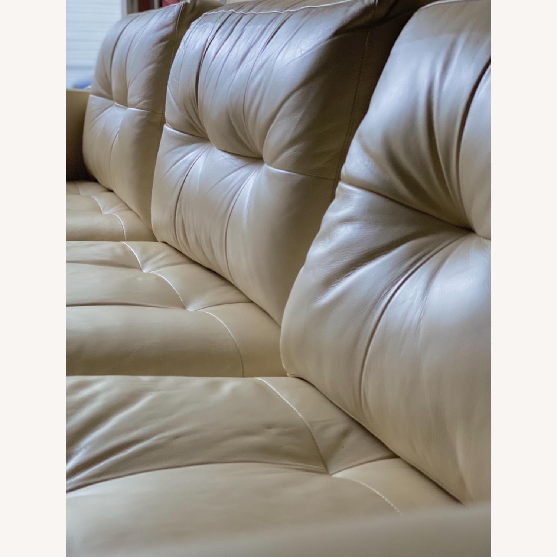 Hancock and Moore Sorensen Leather Sofa - image-1