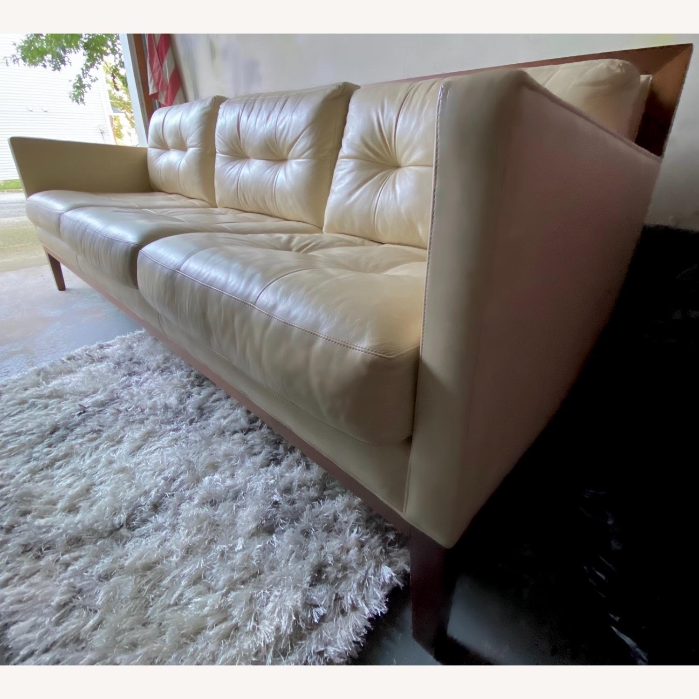 Hancock and Moore Sorensen Leather Sofa - image-3