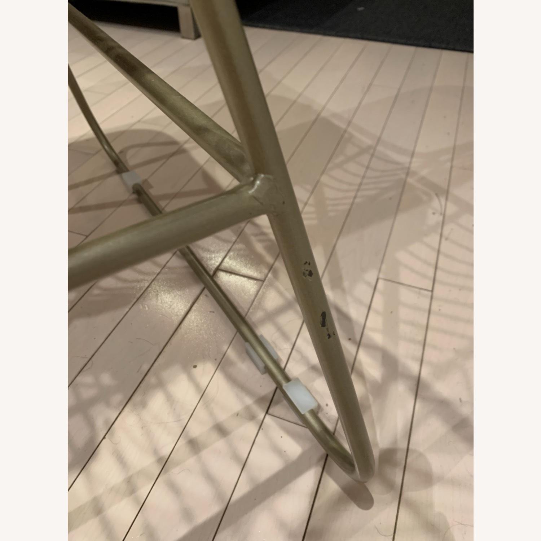 Wayfair Mid Century Modern Gold Chairs - image-4