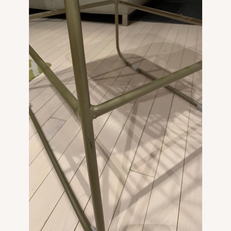 Wayfair Mid Century Modern Gold Chairs - image-5