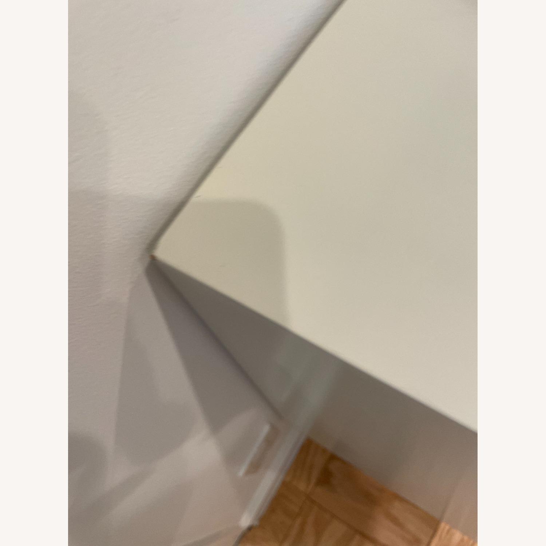 West Elm Audrey Cabinet - Parchment - image-4