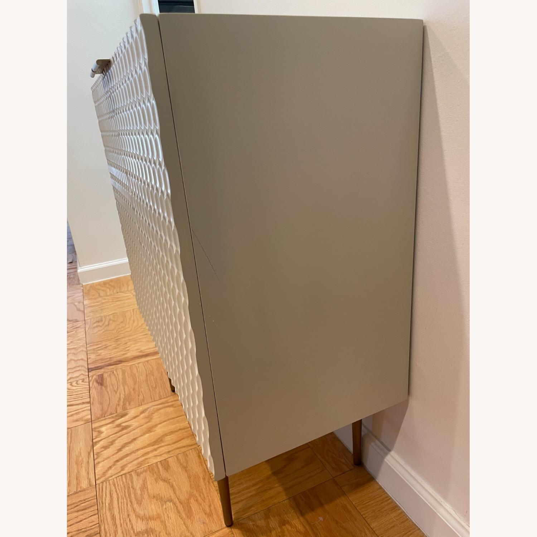 West Elm Audrey Cabinet - Parchment - image-2