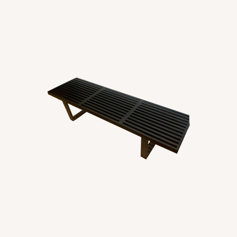 Nelson Platform Bench - image-0