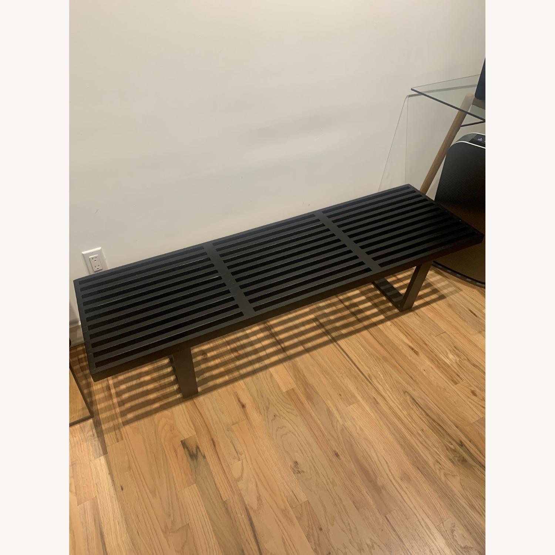 Nelson Platform Bench - image-2