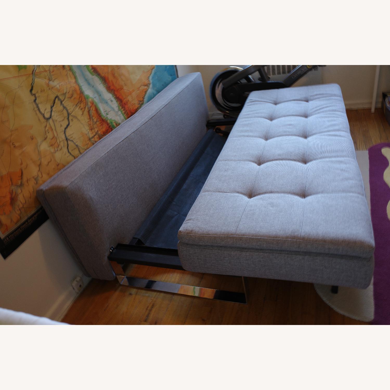 ABC Carpet & Home Sleeper Sofa - image-5
