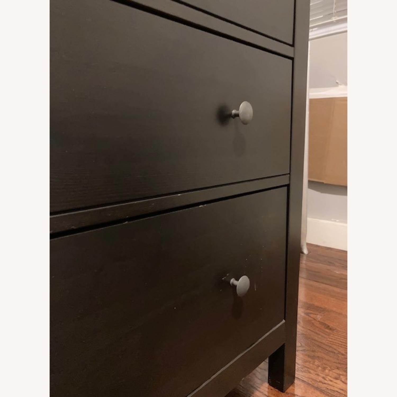 IKEA Hemnes Black-Brown Dresser - image-6