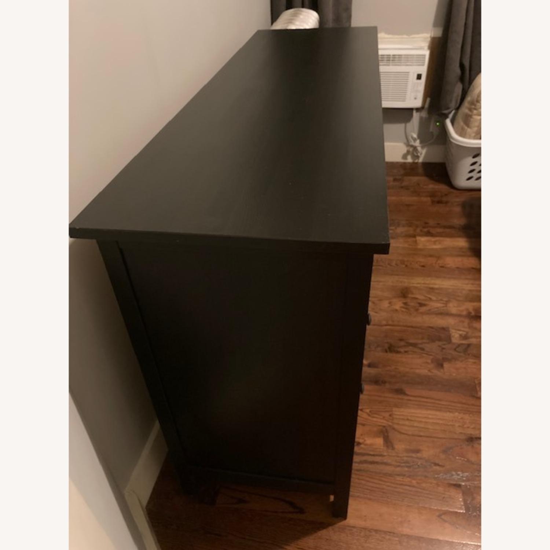 IKEA Hemnes Black-Brown Dresser - image-3