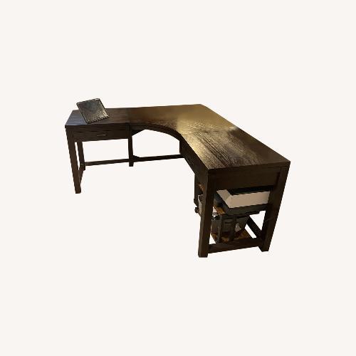 Used Living Spaces Livingston Computer Desk for sale on AptDeco