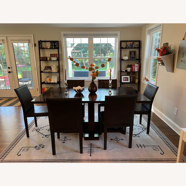Dining Room Pedestal Table - image-1