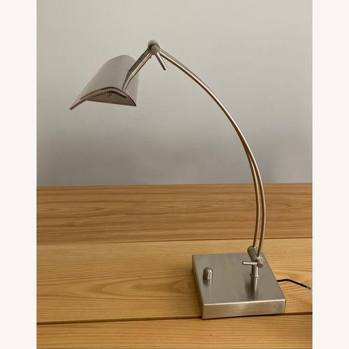 Used Adesso 5090-22 Esquire LED Piano Desk Lamp for sale on AptDeco