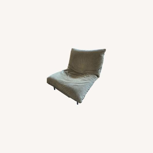 Used Ligne Roset Calin Fireside Chair by Pascale Mourgue for sale on AptDeco