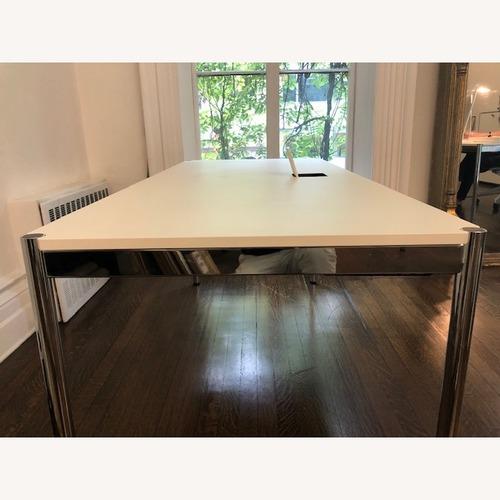 Used USM Moduler Furniture: Haller Table Classic for sale on AptDeco