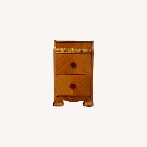 Used Art Deco Style Nightstand for sale on AptDeco