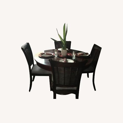 Used Table & 4 Chairs for sale on AptDeco