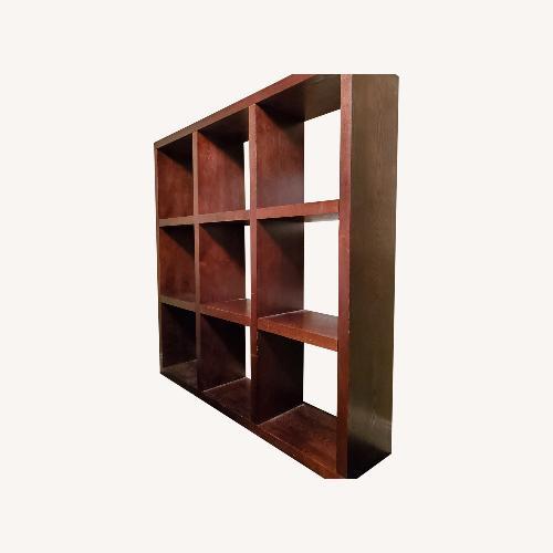 Used Coaster 9 Cube Bookcase for sale on AptDeco