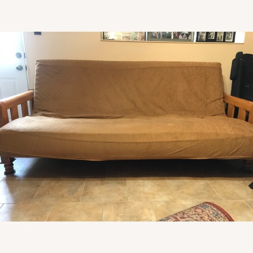 Used Queen Size Futon for sale on AptDeco