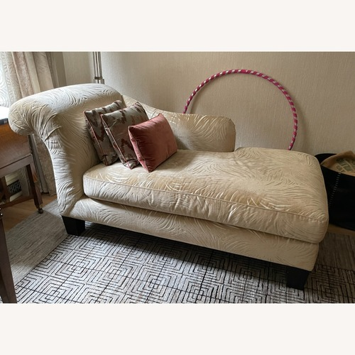 Used Donghia Chaise for sale on AptDeco