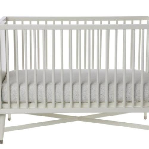 Used Mid-Century Convertible Crib by Dwell Studio for sale on AptDeco