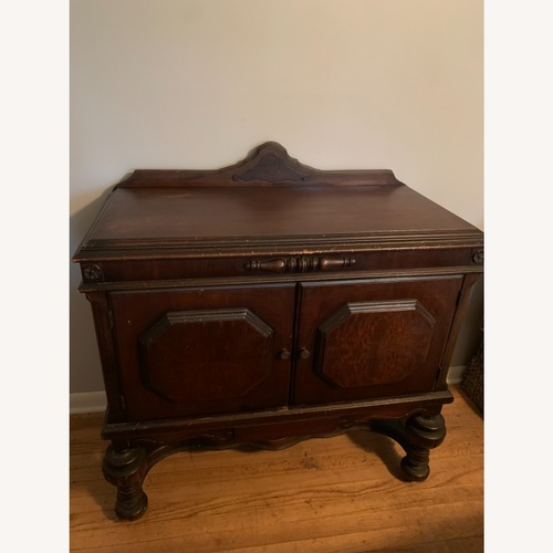 Used Antique Buffet from 1920s/30s for sale on AptDeco