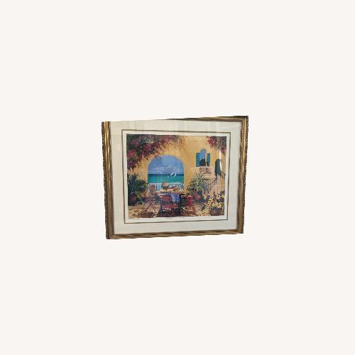 Used Shari Hatchett Bohlmann Limited Edition Lithograph for sale on AptDeco