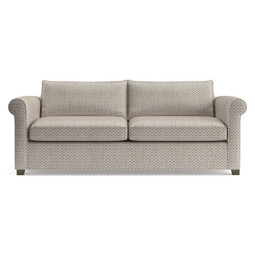 Used Crate & Barrel Hayward Sofa in Parallel Mist for sale on AptDeco
