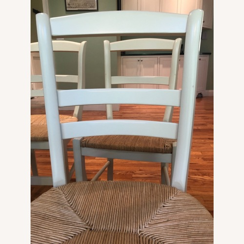 Used Pottery Barn Napoleon Dining Chairs for sale on AptDeco
