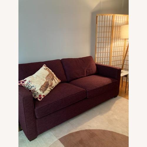 Used Crate and Barrel Sleeper Sofa for sale on AptDeco