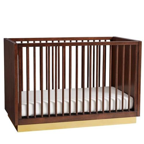Used West Elm Acacia Crib for sale on AptDeco