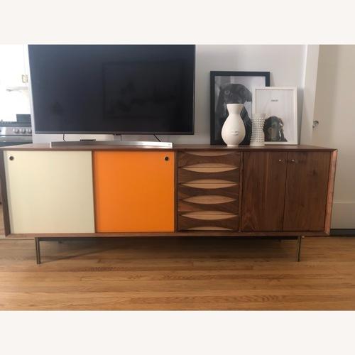 Used Organic Modernism Hana 4 Credenza for sale on AptDeco