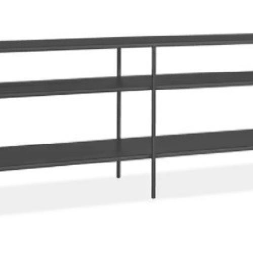 Used Room & Board Slim Console Black for sale on AptDeco