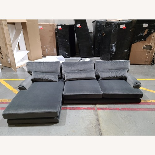 Used Interior Define Maxwell Sectional Sofa for sale on AptDeco