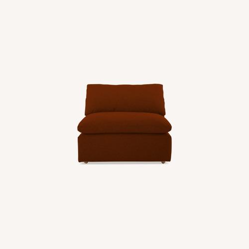 Used Joybird Bryant Armless Chair for sale on AptDeco