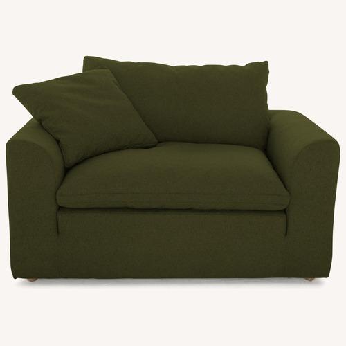 Used Joybird Bryant Chair and A Half for sale on AptDeco